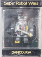 Super Robot Dancouga Figure Chogokin Compact 2 JAPAN ANIME MANGA