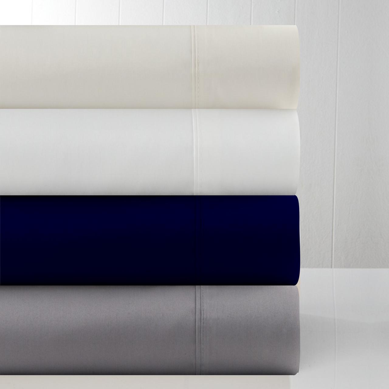In 2 Linen 800TC Supima Cotton Mega King Bed 50cm Sheet Set