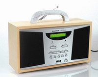 Lloytron Vector DAB Digitales FM-Radio