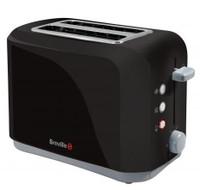 Breville VTT232 2 Scheiben Toaster in Schwarz