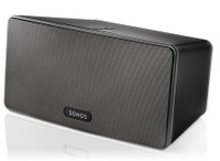 Sonos PLAY3 in Schwarz