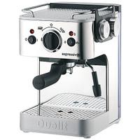 Dualit Espressivo 79000 Kaffeemaschine in Edelstahl glänzend