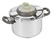 Tefal Acti Cook EcoEnergy Schnellkochtopf Edelstahl 6.0 Liter