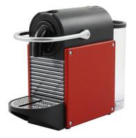 Magimix 11327 Nespresso Pixie Carmine Red with Aeroccino