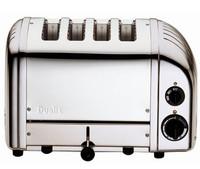 Dualit Toaster 4 Slot Vario Klassische Edelstahl poliert 40378