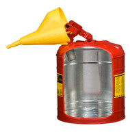 Gas Can- 5 Gallon Safety
