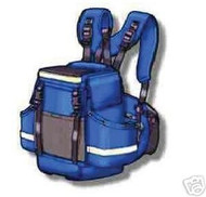 Backpack- Blue