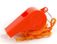 Whistle (w/strap)