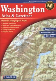 Gazetteer And Atlas Washington State
