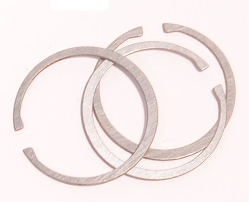 BN36 Gas Rings, set of 3