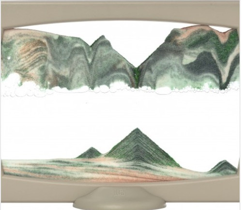 Meadow Screenie Sandpicture