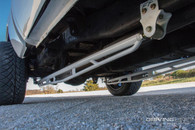 Ladder Bar Style Traction Bar Kit