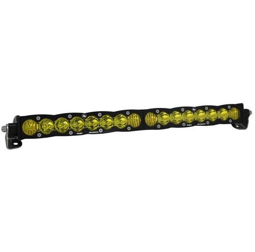 "Baja Designs S8, 20"" Driving/Combo LED Light Bar, Amber"