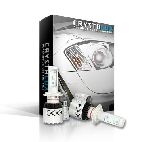 CrystaLux XHP Series (12,000 Lumen) CREE LED Headlight Conversion Kit