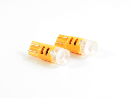 CrystaLux Front/Side Marker LED Lights (194) for Jeep Wrangler (2007+)