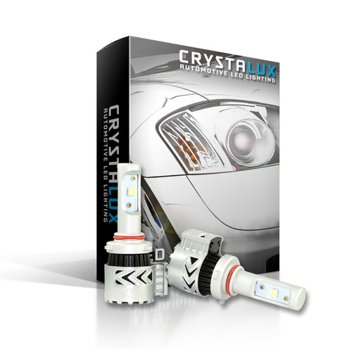 CrystaLux XHP Series LED Fog Light Bulbs (9140/H10) for Ford F-150 (1999+)