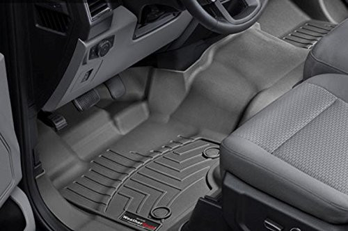 WeatherTech 447931 FloorLiner for 2015-2016 Ford F-150 (1st Row - Over The Hump)