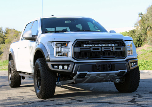 "Baja Designs Ford, Raptor 2017 Fog Pocket Kit ""Sportsmen"""