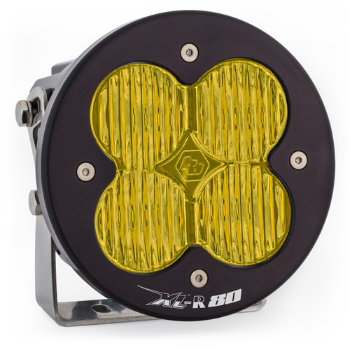 Baja Designs XL-R 80, LED Wide Cornering, Amber