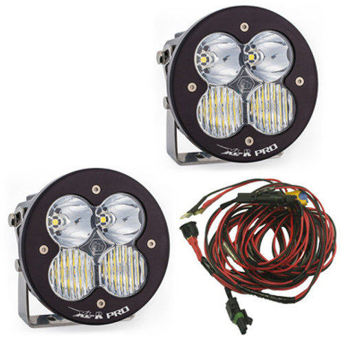 Baja Designs XL-R Pro, Pair Driving/Combo LED