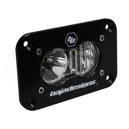 Baja Designs S2 Sport, Flush Mount, LED Driving/Combo