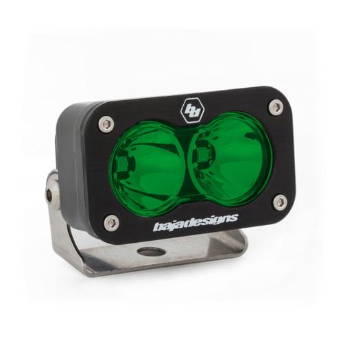 Baja Designs S2 Sport, LED Spot, Green
