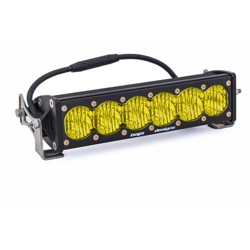 "Baja Designs OnX6, 10"" Wide Driving LED Light Bar, Amber"