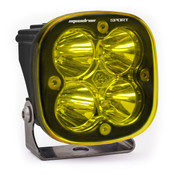 Baja Designs Squadron Sport, LED Spot, Amber
