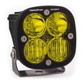 Baja Designs Squadron Sport, LED Driving/Combo, Amber