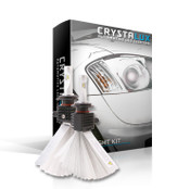 CrystaLux G9 Series LUMILEDS LED Headlight Conversion Kit