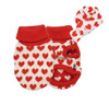 Red Luved Pup Sweater