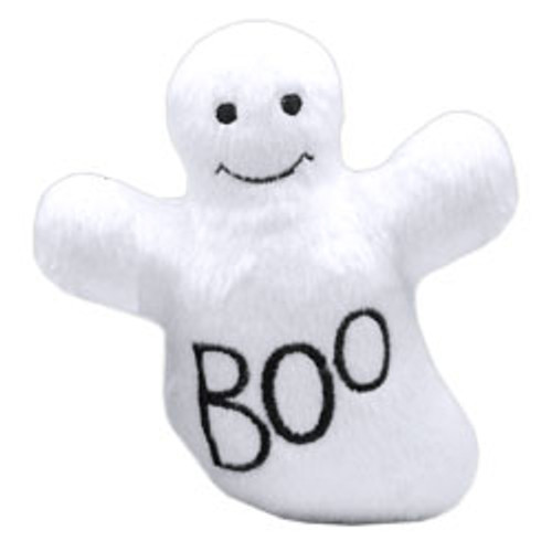 Small Plush Ghost Toy
