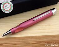 Giuliano Mazzuoli Manipolo Pink Ballpoint Pen