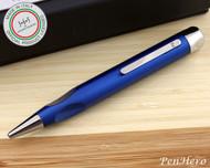 Giuliano Mazzuoli Manipolo Blue Ballpoint Pen