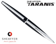 Sheaffer Taranis Stormy Night Featuring Chrome Plate Trim Ballpoint Pen