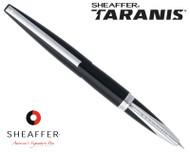 Sheaffer Taranis Stormy Night Featuring Chrome Plate Trim Fountain Pen