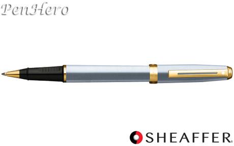 Sheaffer Prelude Brushed Chrome G/T Rollerball Pen