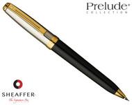 Sheaffer Prelude Black Onyx Lacquer / Palladium Plate Cap G/T 0.7mm Pencil