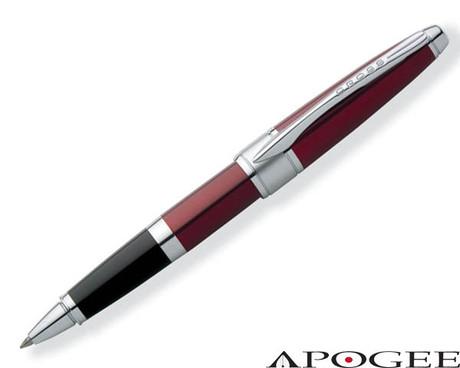 Cross Apogee Titian Red Lacquer Selectip Pen