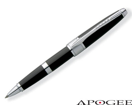 Cross Apogee Black Star Lacquer Selectip Pen