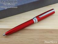Waterford Marquis Versa Red Ballpoint Pen