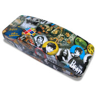 ACME Studios The Beatles BUTTONS Eye Glass Case