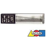 ACME 0.7mm Pencil Leads - 12 leads per pack