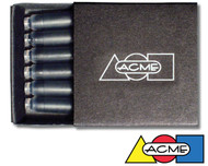 ACME Fountain Pen Cartridges Blue - 6 Pack