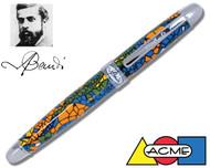 ACME Mosaic by Antoni Gaudi Rollerball Pen
