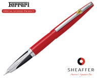 Sheaffer Ferrari Taranis Rosso Corsa Fountain Pen