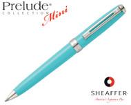 Sheaffer Prelude Mini Gloss Turquoise N/T Ballpoint Pen