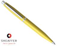 Sheaffer VFM Sunlit Yellow Ballpoint Pen