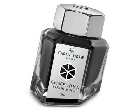 Caran d'Ache Cosmic Black Ink Bottle