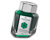 Caran d'Ache Vibrant Green Ink Bottle